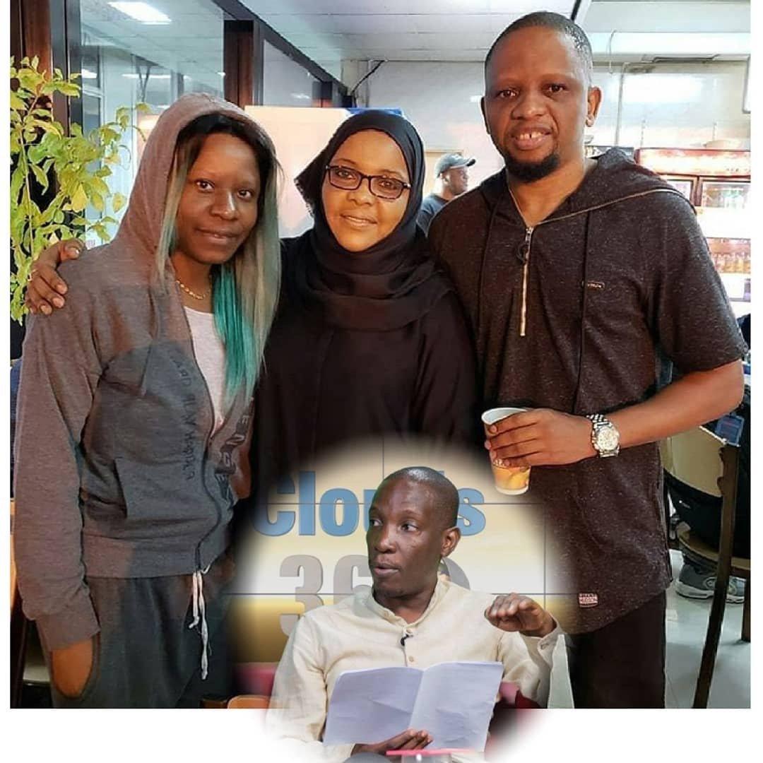 Hatimaye Lady Jay Dee Aonekana Kwenye Msiba Wa Ruge