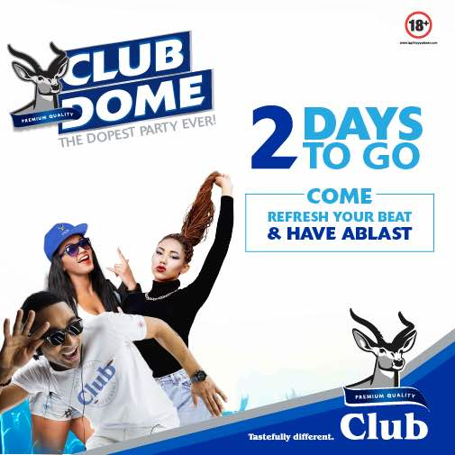 Club Dome is Here For the Campusers