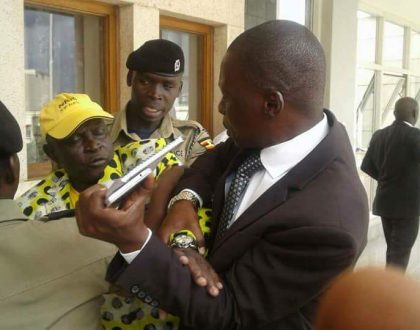 News makers of 2017, Abiriga, bobi wine and others
