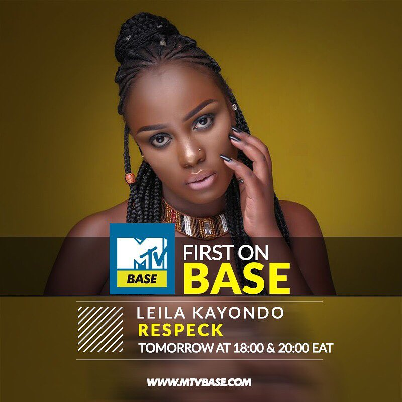 Leila Kayondo unveils new single Respeck