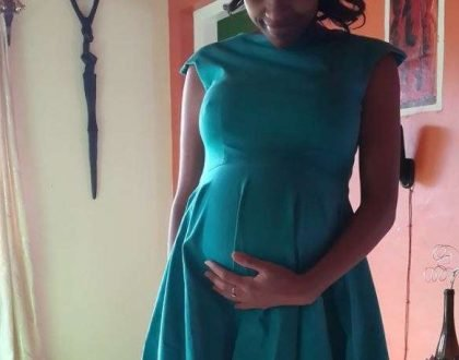 KTN's Joy Doreen Biira announces pregnancy