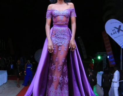 Flawless fashion at the Uganda Entertainment Awards 2017