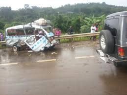 13 perish in Masaka road accident