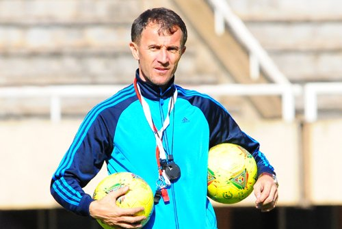Coach Micho, ex-Uganda Cranes coach winning in South Africa