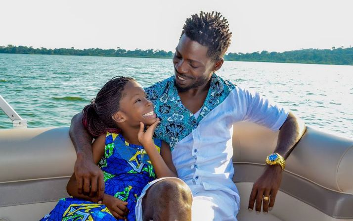 Bobi Wine's Daughter following in Father's Footsteps