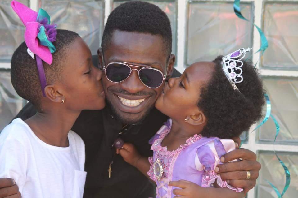 Bobi Wine Kids are the face of Dstv Kids Run