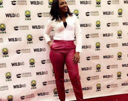 """Irene Ntale says she is proud to feature on """"tuliyambala Engule"""""""