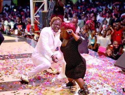The Entertainment World loses Sylvia Luswata
