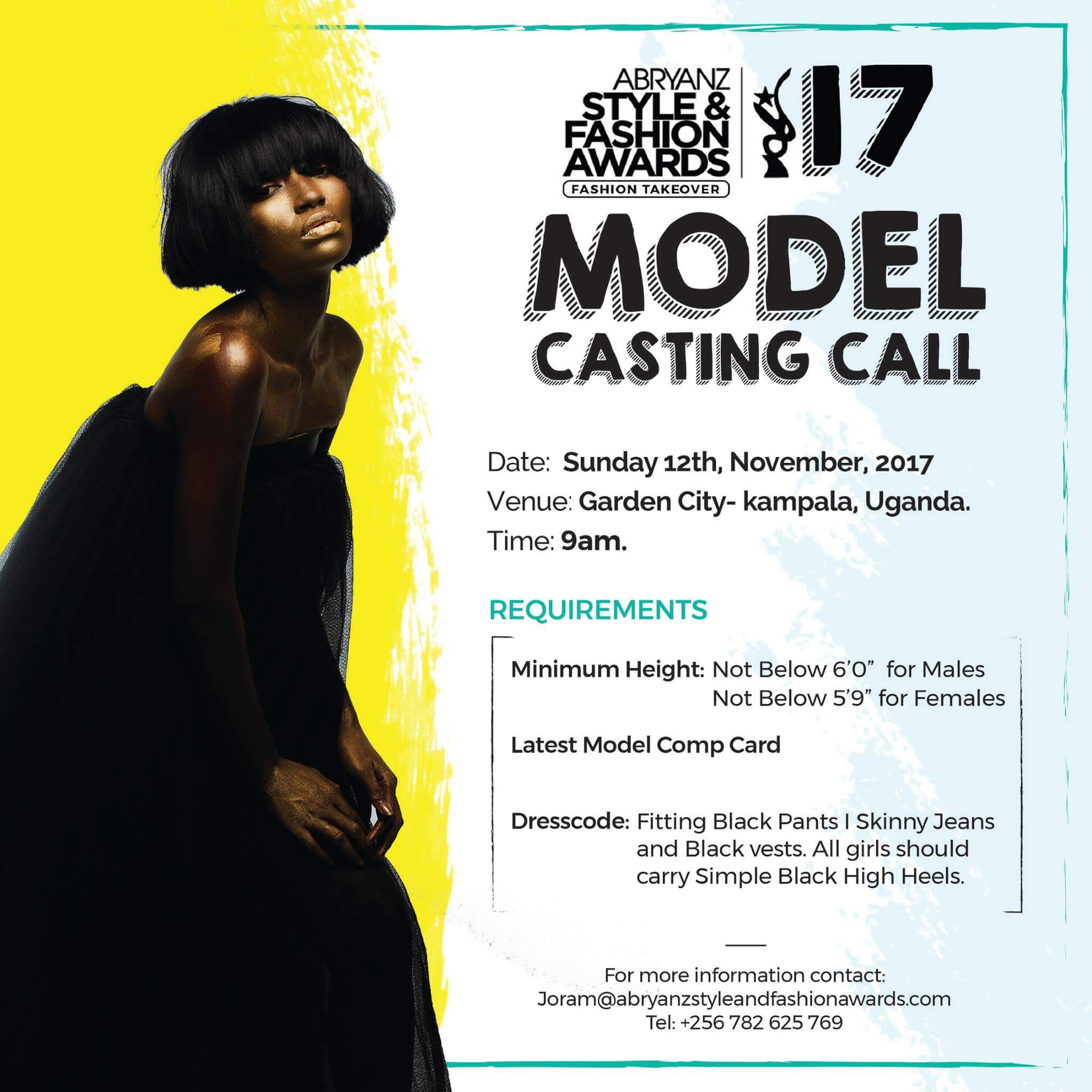 what do u need to become a model