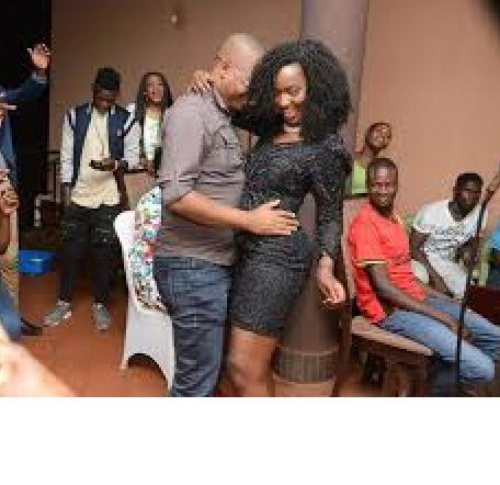 Moses Magogo Dumps Side Dish for new Hot Babe