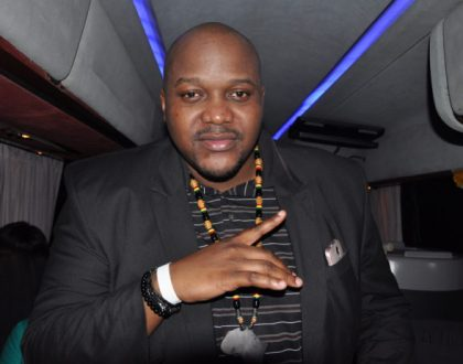 Johnnie Walker Party Bus Raves Kampala Night life
