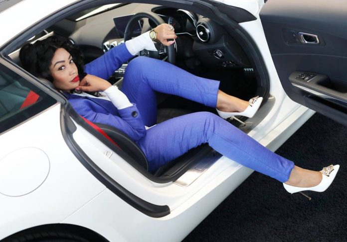 Zari Hassan Lands Top Dollar Car Deal