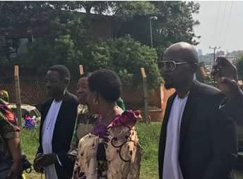 Juliana Kanyomozi's Ex Amon Lukwago introduced By Girlfriend