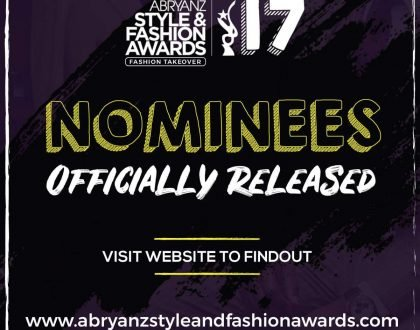 ASFAS 2017 official List of Nominees