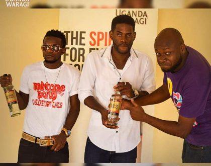 Uganda Waragi to Sponsor Dj Roja and Slick Stuart Mix tape Party4