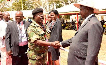 Retired Sergent Kifulugunyu is dead