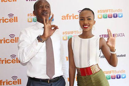 Sheila Gashumba finally moves out of daddy's house