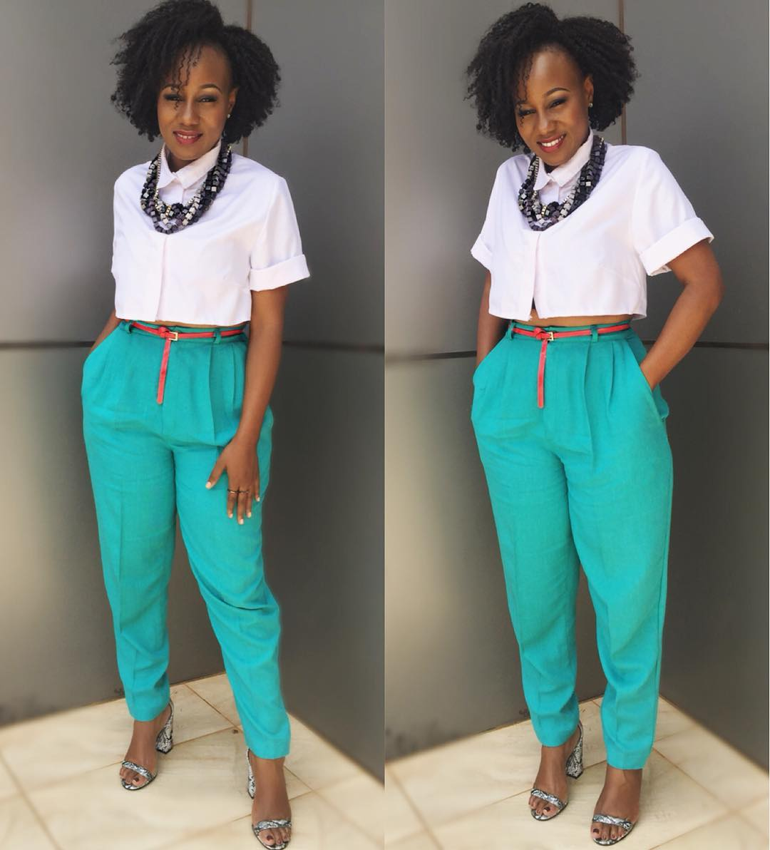 Television host Judithiana Lands juicy deal