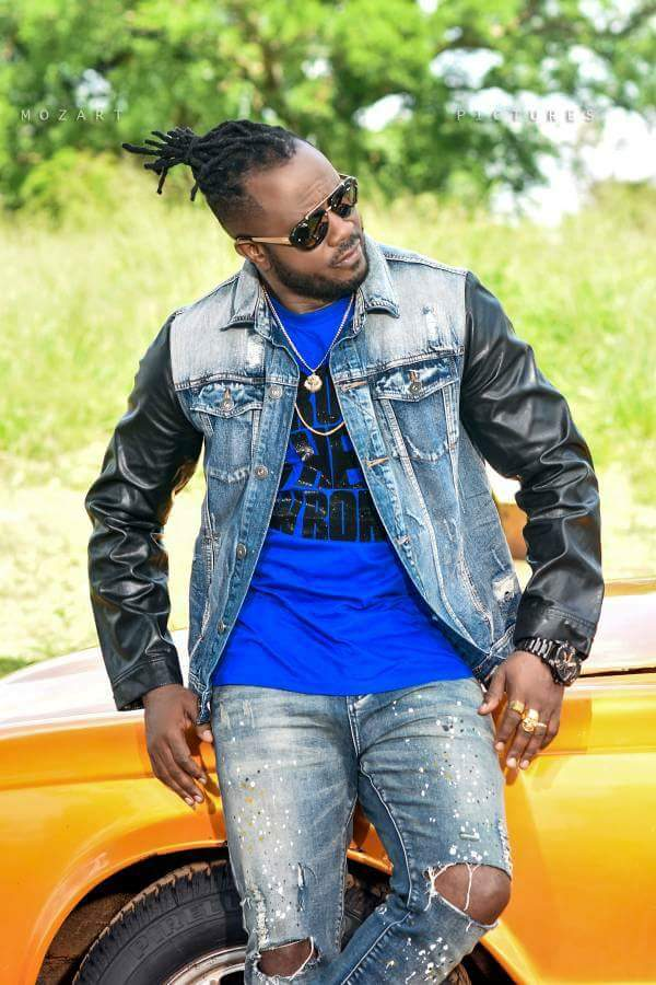 Bebe Cool Scoops Award For Most Stylish Artiste, ASFA2017