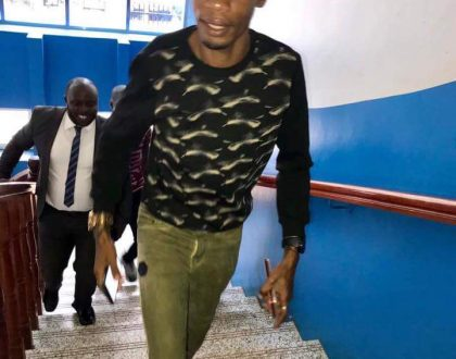 Brian White court Case adjourned after His file is Lost