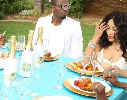 "Diamond Platinumz refers to Zari as, ""The Chosen One"""