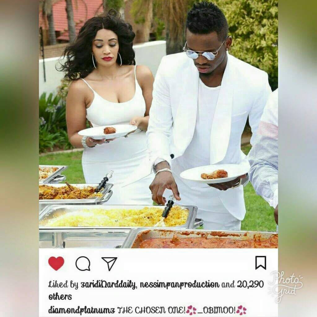 Zari ends relationship with Diamond Platnumz On Valentine's
