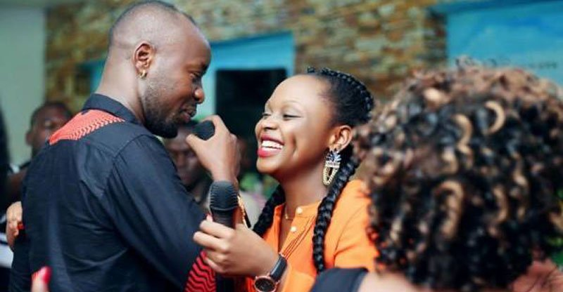 Eddy Kenzo Clears Rumors About Break up with Rema