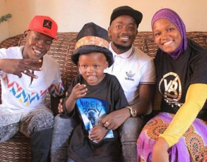Ykee Benda To pay School Fees for Little boy, Suda Benda