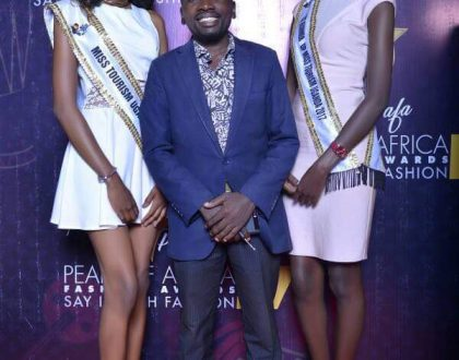 Lit Fashion at the Pearl of Africa Fashion Awards 2017 (PAFA)