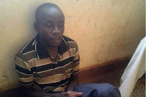 Uganda Police rescues man from mob after he was caught having sex with daughter In law