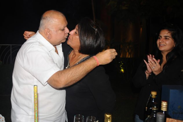 Sudhir Ruparelia turns 62. Celebrates in posh birthday party.