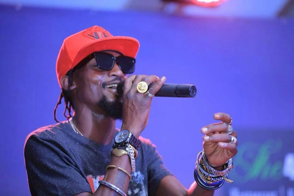 Mowzey Radio Family Protests against  Producer Washington