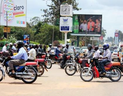 Are You New In the City? Here are Boda Boda Tricks You Should Watch out for
