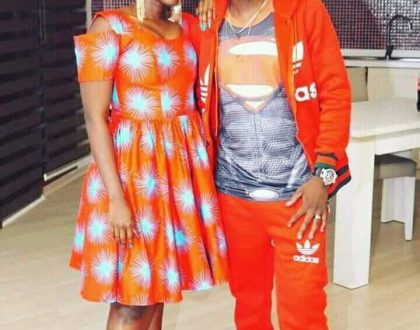 """Brand Fille is A Success Because Of You,"" Fille appreciates Her man, MC Kats"
