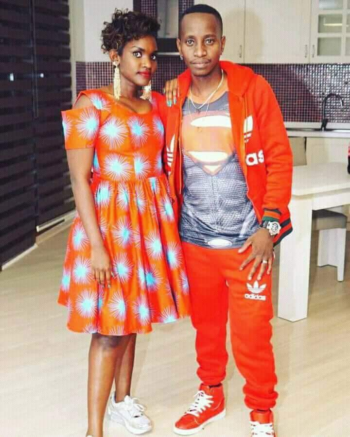 """""""Brand Fille is A Success Because Of You,"""" Fille appreciates Her man, MC Kats"""