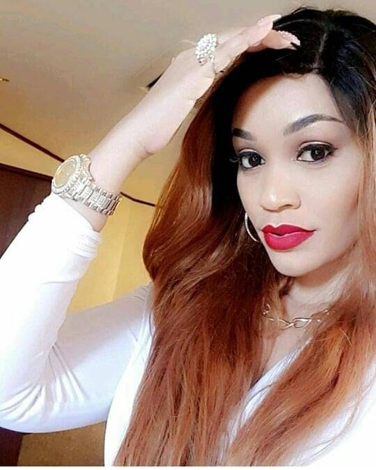 Zari Hassan Tells Her Fans That Her Social Media Is Not About Diamond