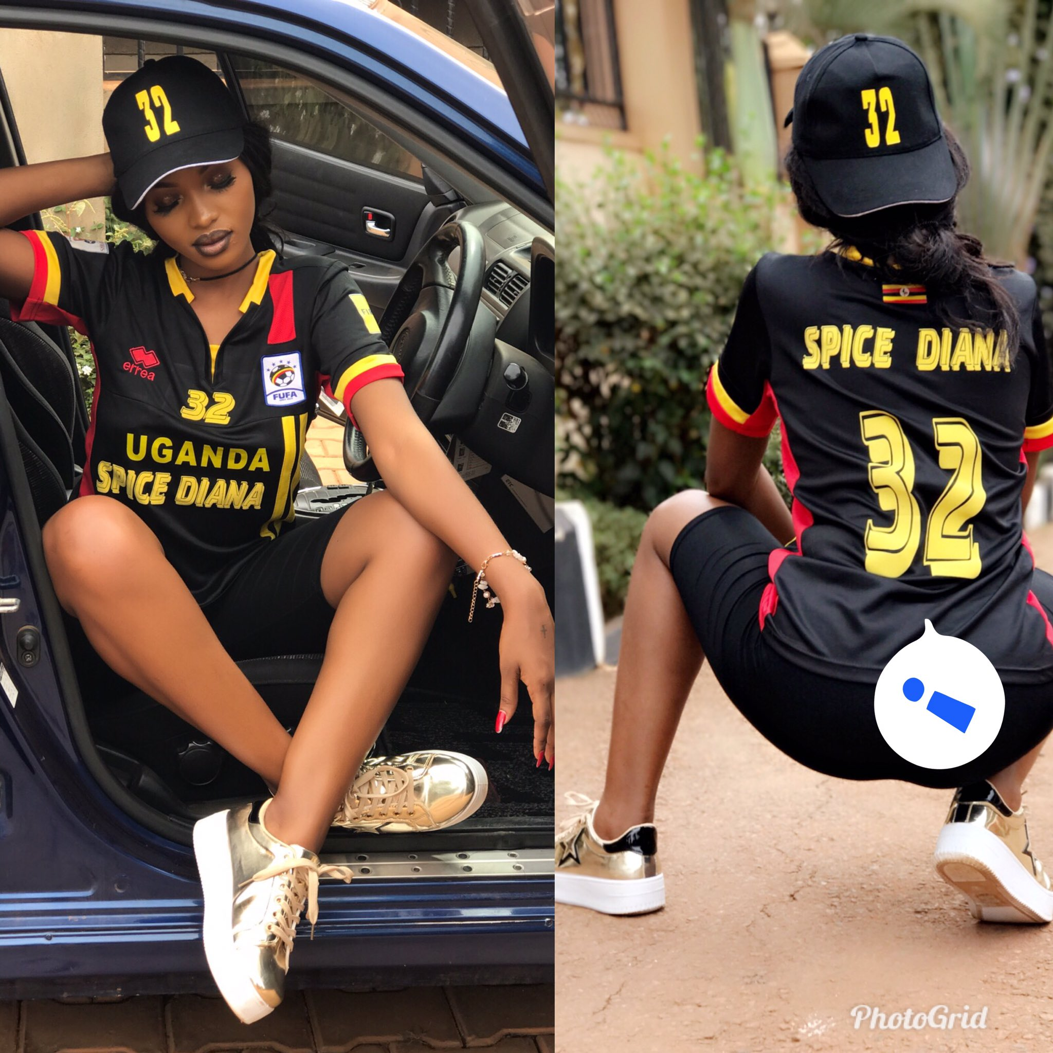 Spice Diana Releases two hit videos