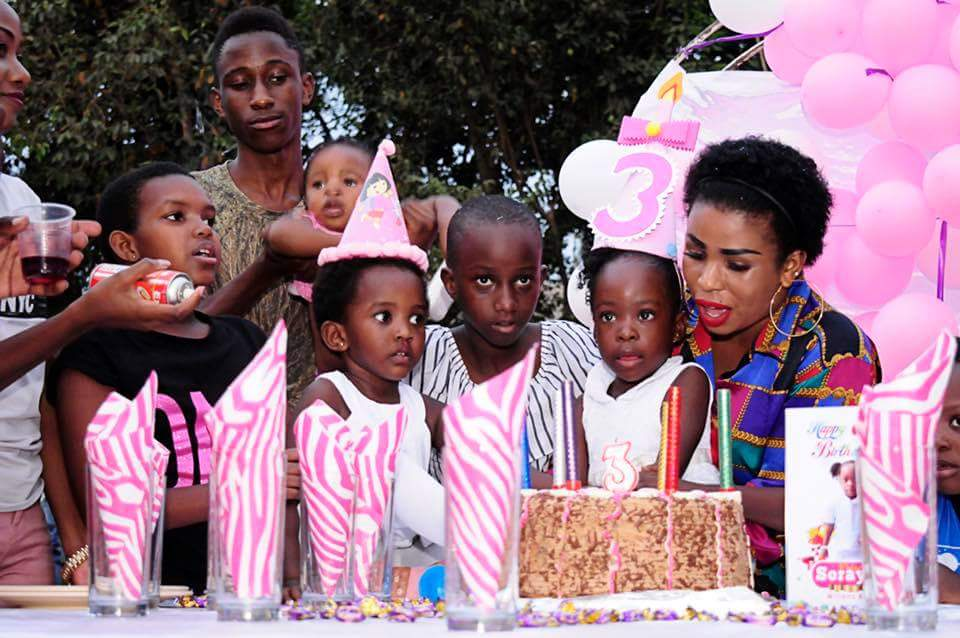 Singer Geosteady throws Huge Birthday For Daughter