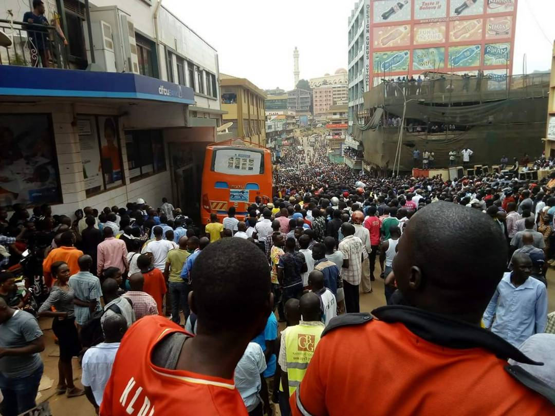 One Dead As Kakise Bus Loses Control