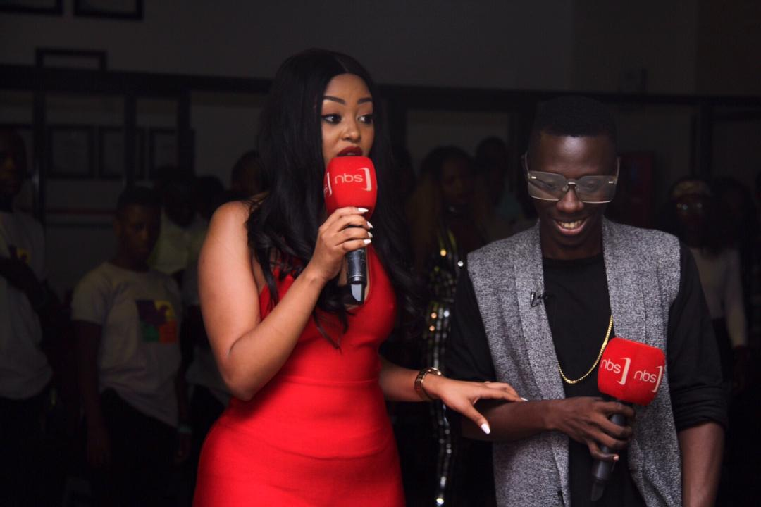 "Douglas Lwanga and Anita Fabiola Premier Their Show ""The Katchup"""