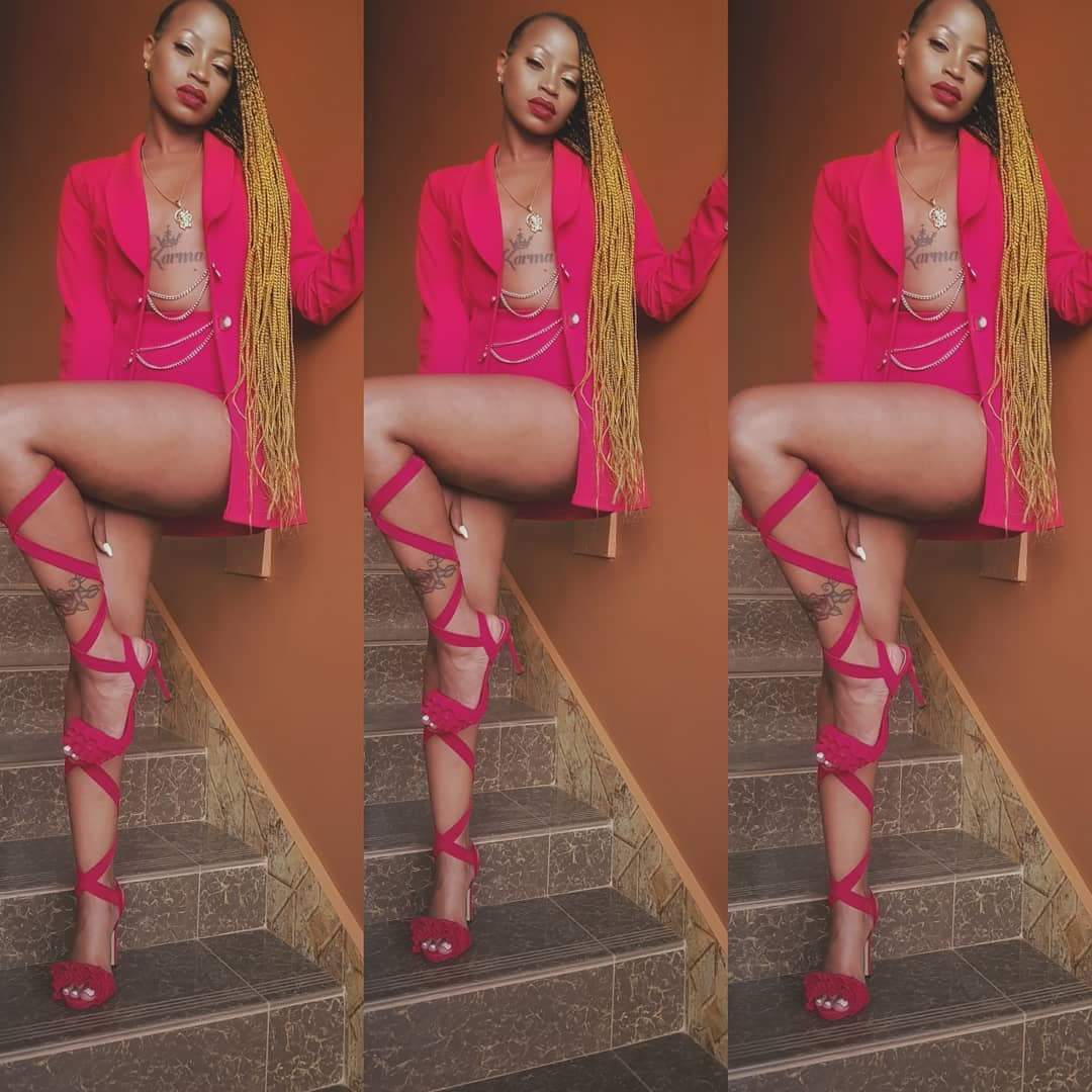 Sheebah Epic clapback to an Instagram troll. You won't believe what she said!