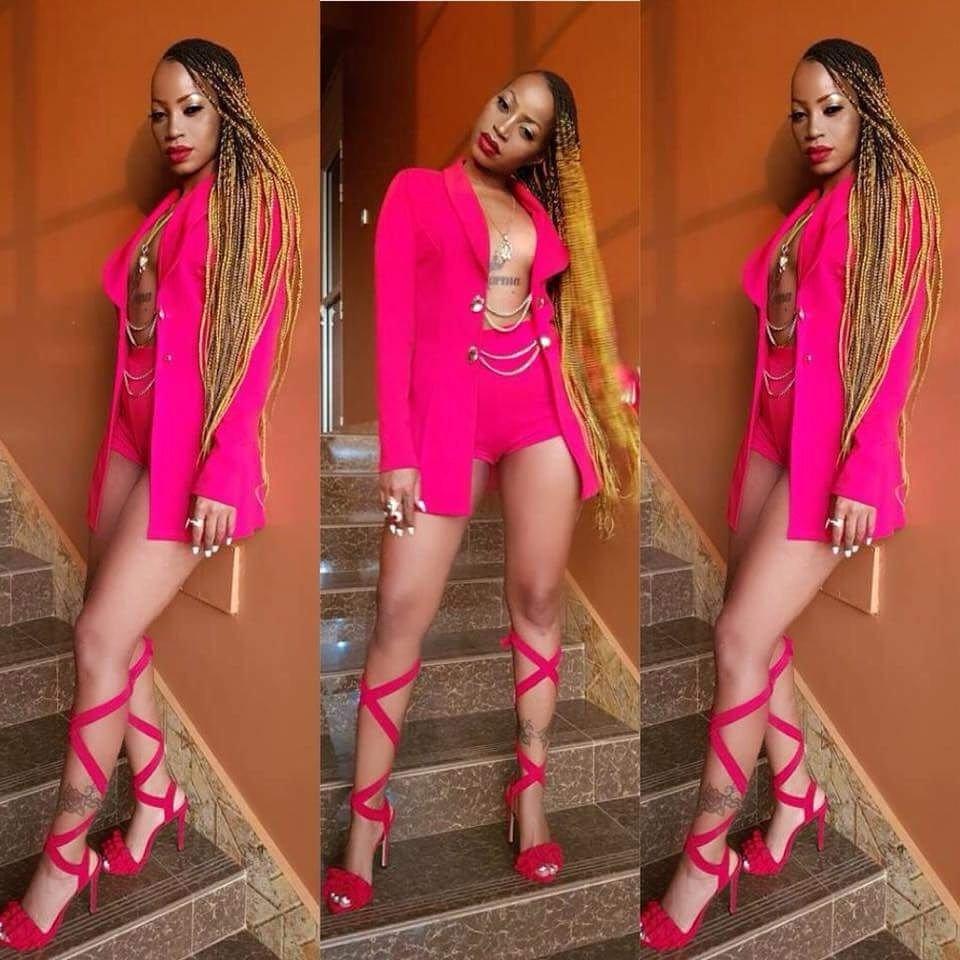 Sheeba Karungi Releases Her Fashion Line