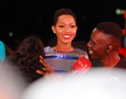Spice Diana Clears the rumor that she is dating her Manager