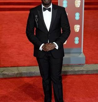 Ugandan Born Kaluuya wins british film Raising star award