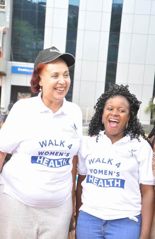Dr. Maggie Kigozi. Women Who Inspire