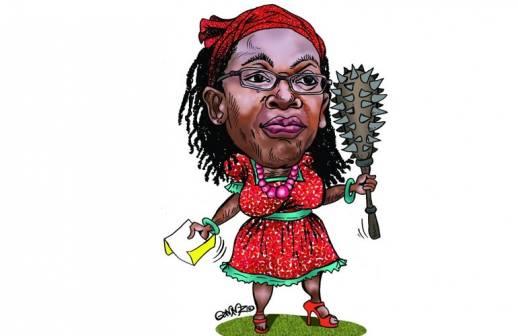 "Stella Nyanzi Comments about The ""Big Black Penises Dominating Makerere University"""