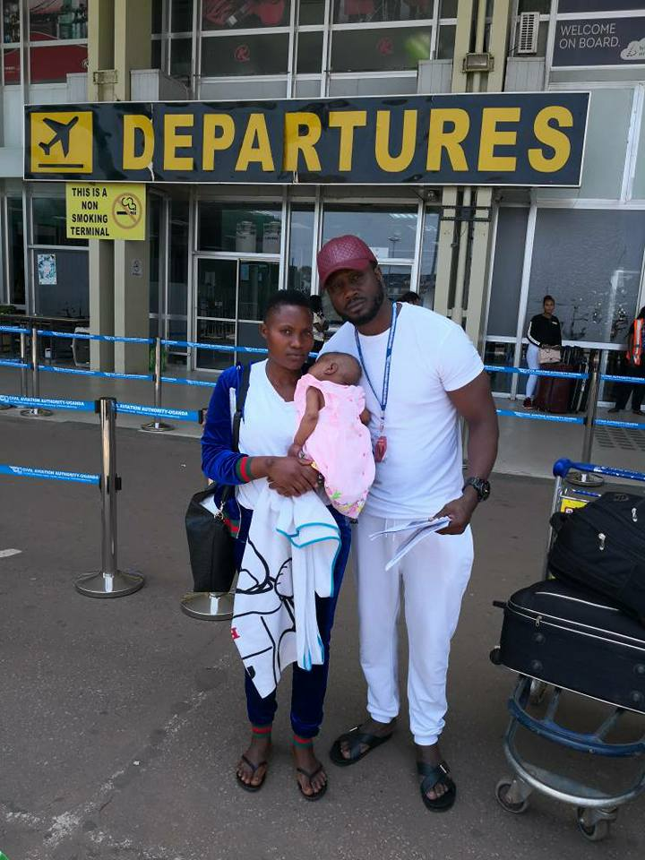 Bebe Cool Joins Hands To send Baby with Heart Condition to India