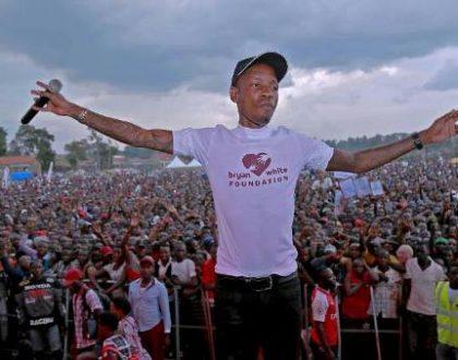 Bryan White claims he made Bobi Wine