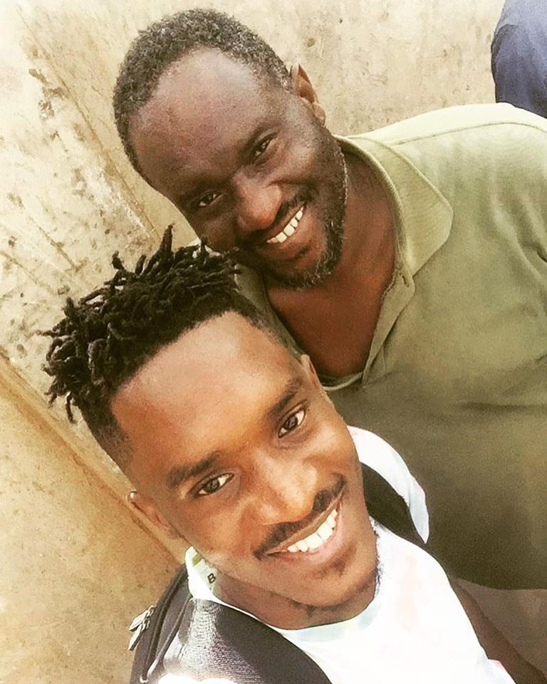 Read The Sweet Words APASS Has For His Father on His Birthday