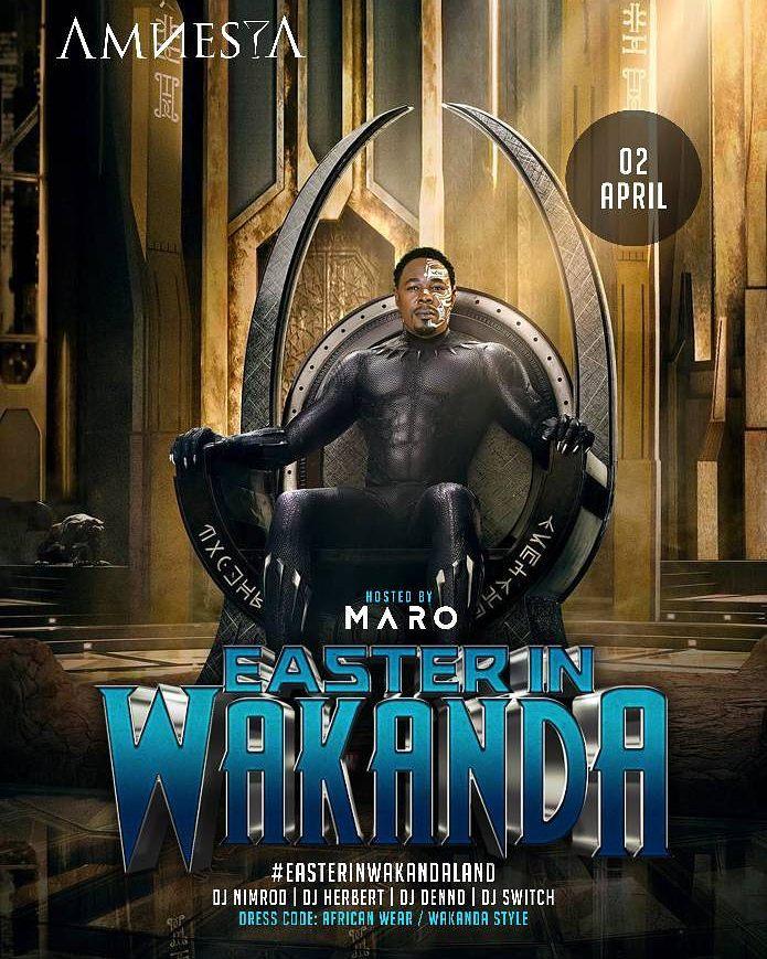 Maro to Release Black Panther Inspired Video, Bambwa